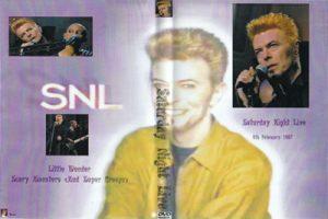 David Bowie Saturday night live - 1997-02-08 (9 min)