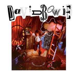 David Bowie Never Let Me Down (1987)