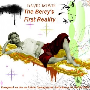 David Bowie 2003-10-20 Paris , Palais Omnisports de Paris - The Bercy's First Reality -