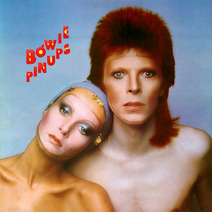 David Bowie Pin Ups (1973)