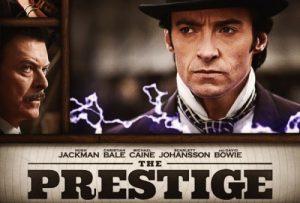David Bowie The Prestige (2006)