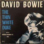 David Bowie 1976-03-23 New York ,Nassau Coliseum - The Thin White Duke - (version 2) - SQ -9