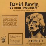 David Bowie Ziggy 1 - My Radio Sweetheart - SQ 8,5