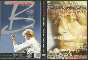 David Bowie 1990-05-16 Sound and Vision over Tokyo