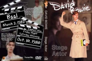 David Bowie Stage Actor - BBC 1 TV - 02-02-1982 - Friday Night Saturday Morning, BBC2 TV - 10-10-1980 (footage includes)