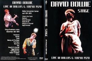 David Bowie 1978 - Stage - Live In Dallas & Tokyo 1978 (81 min TV Broadcast)