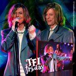 David Bowie 1999-11-26 TFI Friday Show ,UK TV Channel 4 (Rebel Rebel) – SQ 10