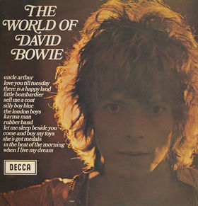 David Bowie The World of David Bowie (1970)