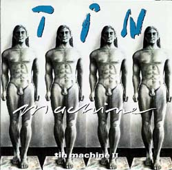David Bowie Tin Machine II (1991)