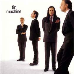 David Bowie Tin Machine (1989)