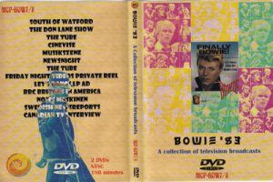 David bowie Bowie '83 (A Collection of Television Broadcasts) (time 180 min)