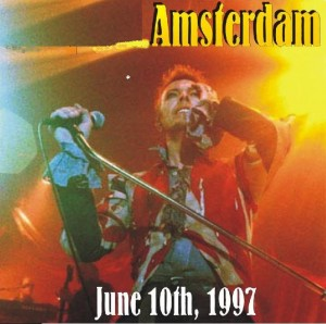 David Bowie 1997-06-10 Amsterdam ,Paradiso Amsterdam - Complete Amsterdam - SQ 8,5