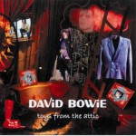 David Bowie Toys From The Attic (compilation of some unusual material) - SQ 9,5
