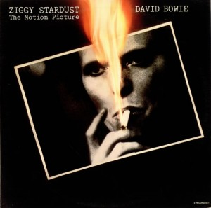 David Bowie Ziggy Stardust The Motion Picture 1973