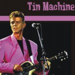 David Bowie 1991 Tin Machine 2 Tour