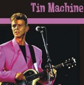 David Bowie 1991-11-05 Newcastle Tin Machine at Mayfair Ballroom, Newcastle, England