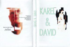 David Bowie 1996-01-29 Karel and David – (Karel van der Graaf and David Bowie For Dutch AVRO Television)