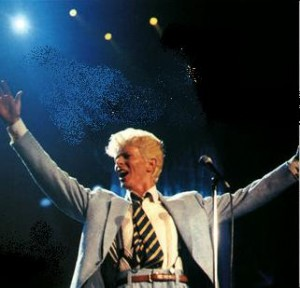 David Bowie 1983-06-06 Birmingham ,National Exhibition Centre (off master - unknown taper) - SQ 8+