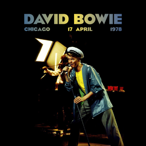 David Bowie 1978-04-17 Chicago ,Arie Crown Theatre (GM matrix) - SQ 8
