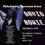 David Bowie 1976-03-16 Philadelphia ,Spectrum Arena – SQ 8