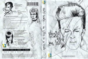 David Bowie My Life In A Comic (Compilation 120 minutes)