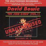 David Bowie The Jean Genie Vol.1 (BBC session Compilation 1969-1972) - SQ -9