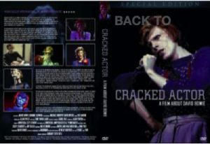 David Bowie BBC Imagine 4 april 2013 - Back to Cracked Actor - Documentary - intro Alan Yentob