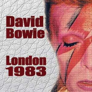 David Bowie 1983-03-17 London, Claridges Hotel ,Press Conference - London 1983 - SQ 8.