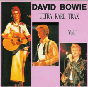 David Bowie Ultra Rare Trax Vol. 1 - Various BBC Sessions and Demo's 1968-1970