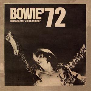 David Bowie 1972-12-28 Manchester ,Hard Rock - Bowie '72 - (matrix Learm) - SQ 6,5