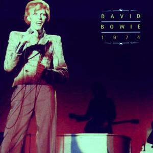 David Bowie 1974-10-10 Madison ,University of Wisconsin - 1974 - SQ 6,5