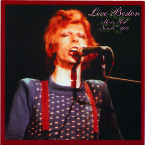 David-Bowie 1974-11-14 Boston ,Music Hall - 1st Night - (Joe Maloney) - SQ -8
