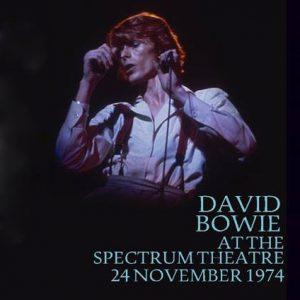 David Bowie 1974-11-24 Philadelphia ,Spectrum Theater - SQ 6,5 (mp3)
