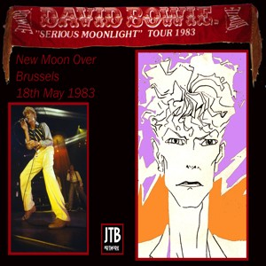 David Bowie 1983-05-18 Brussels ,Vorst Nationaal - New Moon Over Brussels - SQ -8
