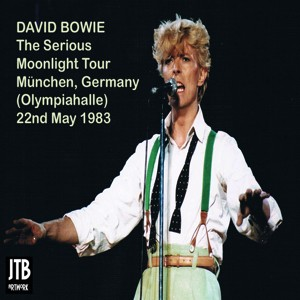 David Bowie 1983-05-22 Munchen ,Olympiahalle (RAW) - SQ 7,5