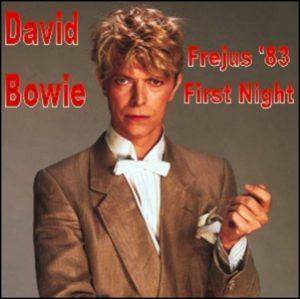 David Bowie 1983-05-26 Frejus ,Les Arenes - Frejus '83 1st Night - Off master) - SQ 8+