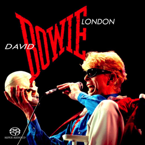 David Bowie 1983-06-02 London ,Wembley Arena - SQ 8+