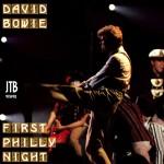 David Bowie 1983-07-18 Philadelphia ,Spectrum Arena – First Philly Night – (2e Gen. cassette sourse) – SQ 8+