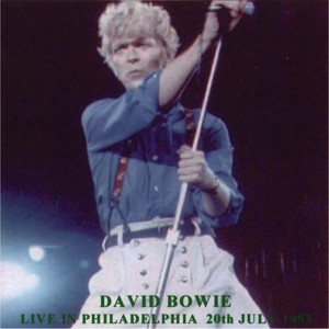 David Bowie 1983-07-20 Philadelphia ,Spectrum Arena - Live in Philadelphia - SQ 7