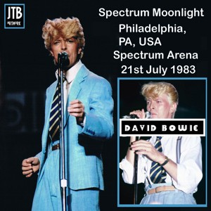 David Bowie 1983-07-21 Philadelphia ,Spectrum Arena - Spectrum Moonlight - (RAW) - SQ -8