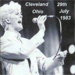 David Bowie 1983-07-29 Richfield (Cleveland) , Richfield Coliseum – (RAW) – SQ -7