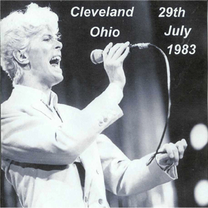 David Bowie 1983-07-29 Richfield (Cleveland) , Richfield Coliseum - (RAW) - SQ -7