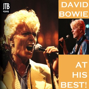 David Bowie 1983-08-03 Chicago ,USA - At His Best ! - (MWP) SQ 6+