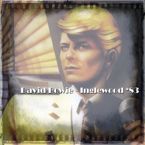 David Bowie 1983-08-14 Inglewood ,Los Angeles ,The Forum - Inglewood '83 - SQ -9