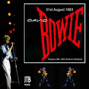 David Bowie 1983-08-31 Foxborough ,Sullivan Stadium - Foxboro 830831 - SQ -8