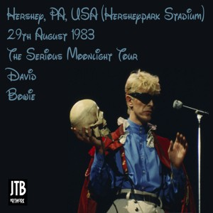 David Bowie 1983-08-29 Hershey ,Hershey Park Stadium (RAW) - SQ -8