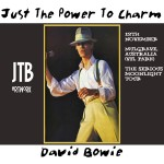 David Bowie 1983-11-12 Melbourne ,VFL Park Waverley - Just The Power To Charm - SQ 8+