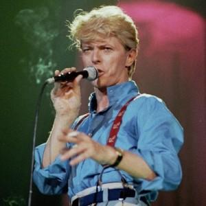David Bowie 1983-08-17 Phoenix ,Arizona Veterans Memorial Coliseum (Blackout) SQ -8
