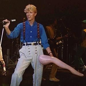 David Bowie 1983-12-08 Hung Hom (Hong Kong City) ,Hong Kong Coliseum - SQ -8