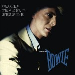 David Bowie 1983-08-28 Landover ,Washington DC ,Capital Center - Secret Fearful People - SQ 8,5